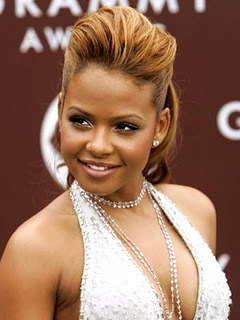 christina-milian-celebrity-african-hairstyles-for-black-women-updo