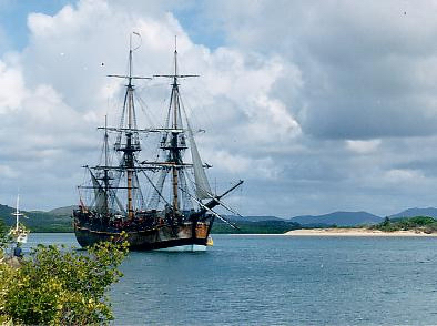 endeavour_replica_in_cooktown_harbour